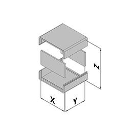 Plastic Enclosure EC10-100-1