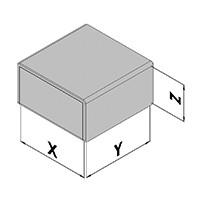 Plastic Enclosures EC10-2xx