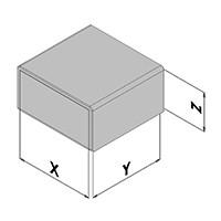 Plastic Enclosures EC10-3xx