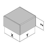 Plastic Enclosures EC10-4xx