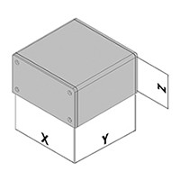 Plastic Housings EC30-8xx
