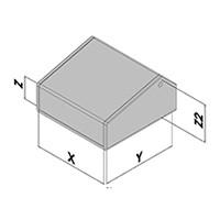 Control Panels 1 angle EC41-2xx