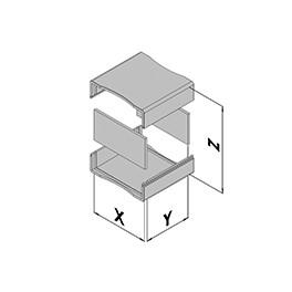 Plastic Enclosure EC10-100-6