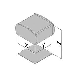 Plastic Enclosure EC10-400-6