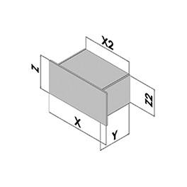 Rack drawer  EC50-740-1
