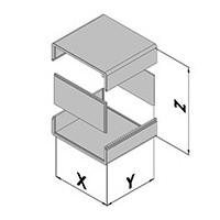 Multifunctions enclosure EC10-1xx