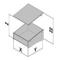 Table enclosure EC40-4xx