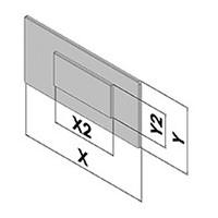 Front panel EC50-6xx