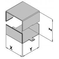 Wall mount enclosure EC10-2xx